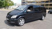 микроавтобус,  такси,  трансфер,  аэропорт,  свадьба,  Крым