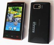 Продам Nokia X6 XpressMusic (2 активные сим карты,  ЦВЕТНОЕ ТВ,  МР4,  FM