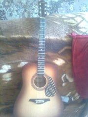 Продам акустическую гитару Hohner HW-220