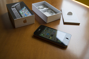 Brand new Apple iPhone 4g 32gb for ale