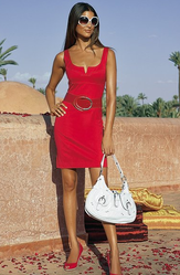 Маленькое красное платье Apart
